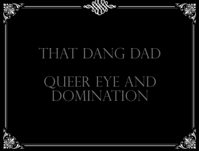 That Dang Dad Title Card